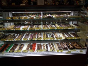 So Many Chocolates to Choose...Decisions, Decisions...